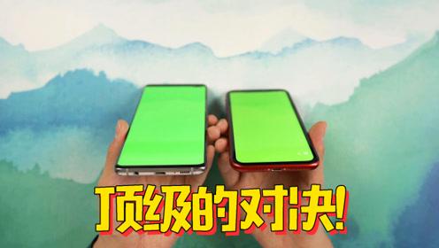 顶级的OLED屏幕和LCD有什么差别?实际测试后,不淡定了!