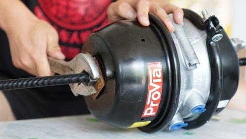 挂车刹车分泵老爱坏?不妨试试威伯科这款高性能新产品
