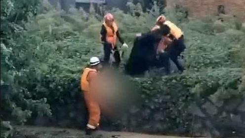 福州5人溪边躲雨时意外落水,3人遇难,仍有2人失联