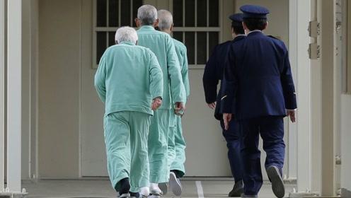 日本社会老龄化加剧,为安享晚年,老人们集体排队进监狱