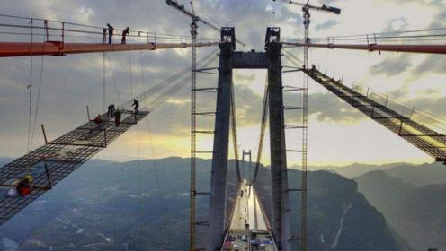 燃!中国大桥屡创世界之最,原来是有靠这种基建神器!
