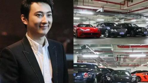 王思聪的专职司机,开豪车一个月拿多少工资?说出来你可能不信!