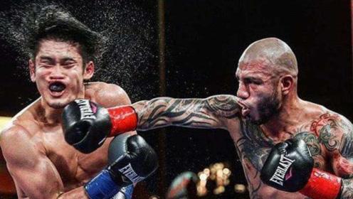 最危险的拳手,被特警持枪押上擂台,气氛瞬间严肃