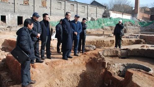 山西太原特大发现:机电厂遭警方紧急封锁,只因工人挖出此物!