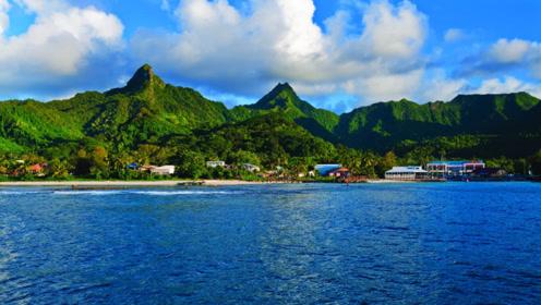 这个岛国没有外交国防,芒果任吃海鲜自取,比马尔代夫更划算!