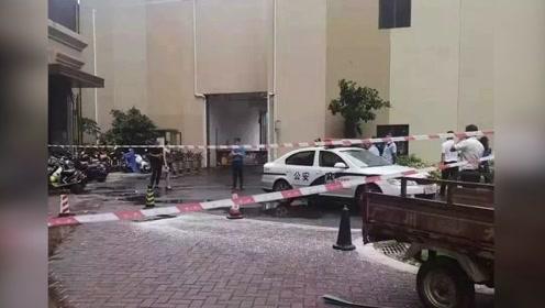 海口一小区窗户坠落砸死5岁女童 警方:确认窗户从15楼坠落