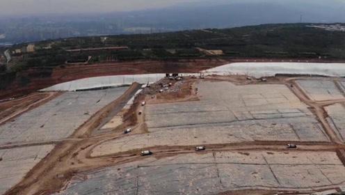 国内最大垃圾填埋场将被填满,占地1000余亩已运行25年