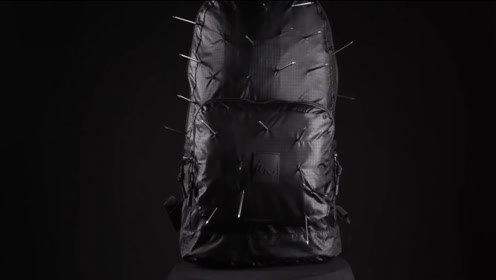 衣服坏了不是补就是换,这项愈合布技术发明的衣服可以穿一辈子?
