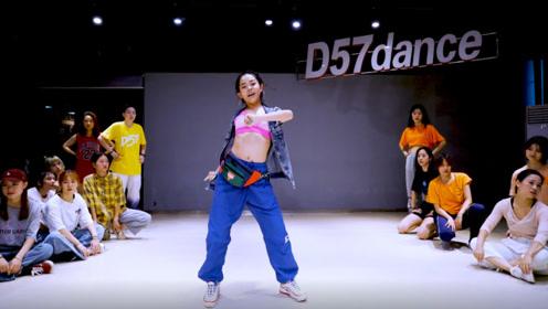 D57舞蹈工作室,JOANNA编舞《IN YO CITY》