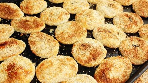 网评全国最出名的5种烧饼,吃过2种算你牛,全吃过的是个吃货!