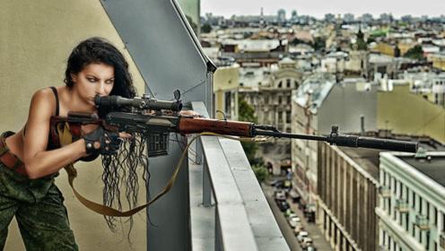 狙击手宁愿少带子弹和消音器,也要带上这个再普通不过的东西?