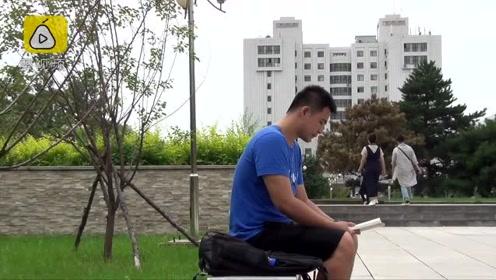 小伙大二时入选警卫团,退伍后回校读书取得保研资格