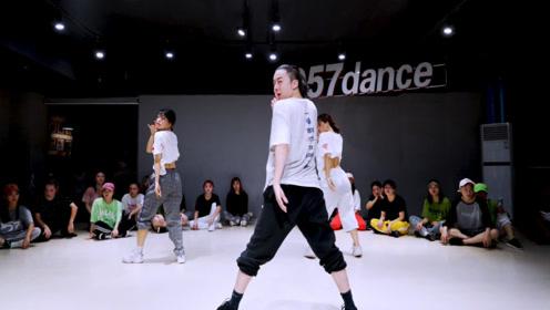 D57舞蹈工作室,Bill编舞《BAD GUY》舞蹈视频
