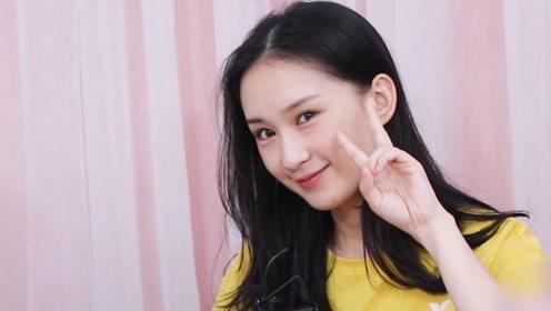 明妹专访:苏北北化身萌妹子,展现她世上最萌表情,想抱抱!