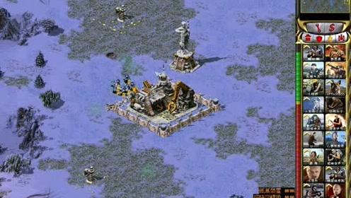 《红色警戒》原来超时空军团也可以攻城略地!
