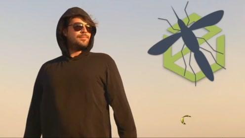 夏天里最凉快的衣服,有了它蚊子都害怕,军方专用