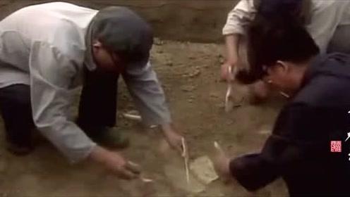 江西瑞昌劲爆发现:千年古墓惊现神秘瓷盘,专家却直接砸碎