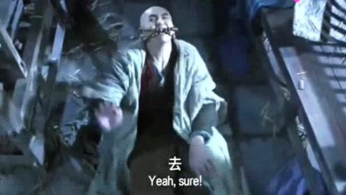 西游伏妖-悟空化身猴妖,唐僧极力阻止,结果被悟空暴打!
