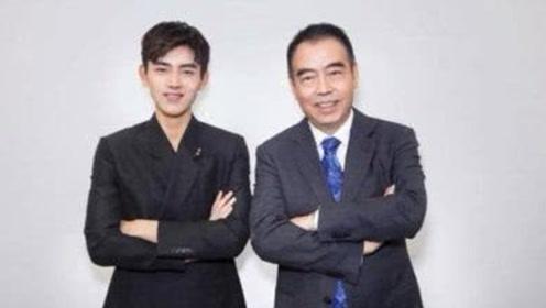 陈凯歌被北影老师称爷爷辈 新生陈飞宇很尴尬