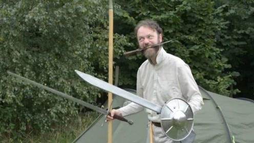 1分钟了解欧洲中世纪骑士装备有那些