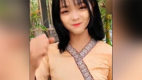 缅甸的小姐姐真是太好了,出来了也不能忘记家里,寄点钱!