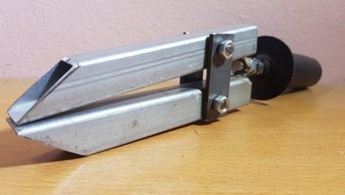 自制一款小工具,用起来特别方便,这才叫脑洞大开!