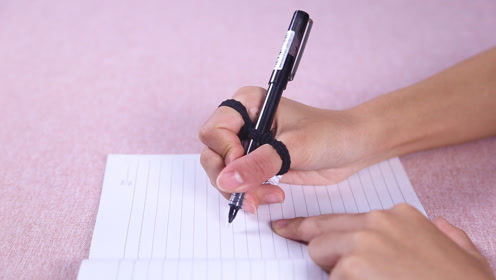 纠正孩子握笔姿势的方法,太实用了!