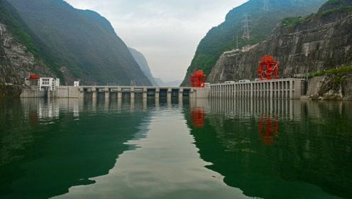 我国建设国产水电站,一天供给上亿人