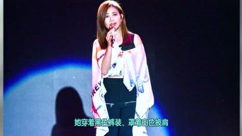 梁静茹承认与老公赵元同离婚 儿子由两人共同抚养