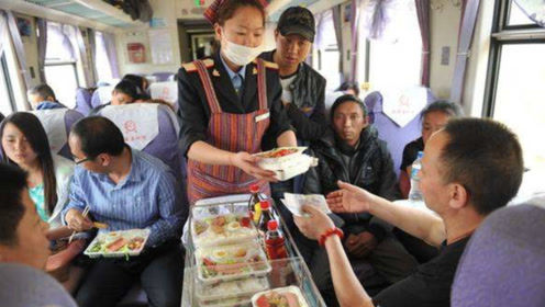 为何一列火车上千人,盒饭却很少卖完?答案不止一个!