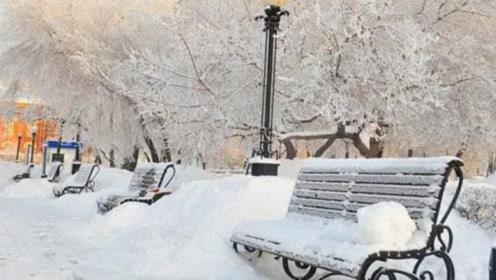 在俄罗斯冬天的温度竟然达到零下71度,可他们到底是怎么过冬的