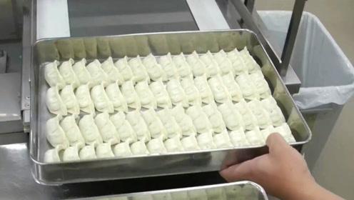 速冻饺子卖那么便宜,有猫腻吗?看它的生产过程就清楚了