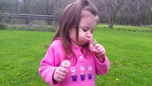小宝宝在户外玩耍真是状况百出,不开心看到这个瞬间乐嗨了