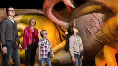 世界第一家女人博物馆,走进女巨人身体,网友:这处地方真好看
