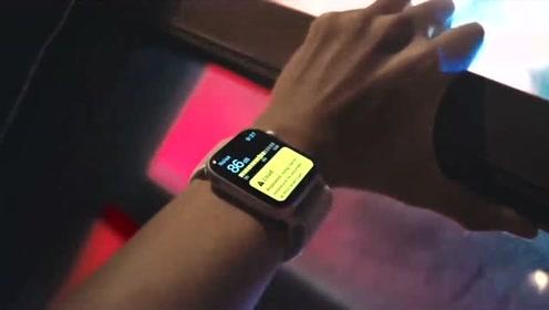 Apple Watch 宣传片,透露卫星定位强大功能