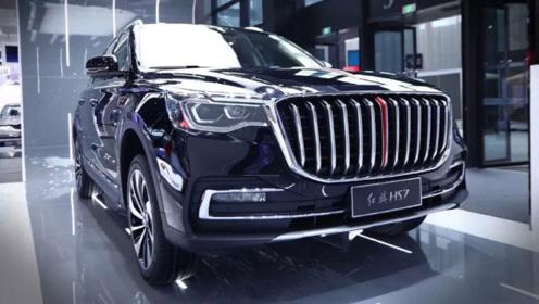 这款国产大型SUV,对标宝马X5,车内豪华感不输奔驰!