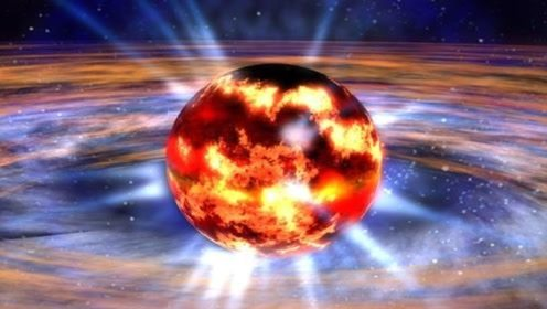 它是太阳质量的200倍!本该成为黑洞,为何现在完全消失了?