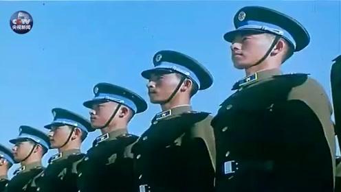 阅兵档案1984年阅兵是战略导弹首秀 1984年10月1日大阅兵