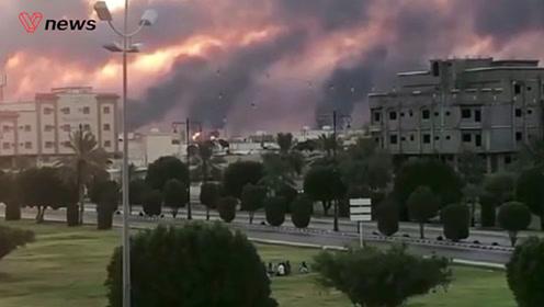 沙特石油设施遭无人机袭击,或将引发全球能源市场震荡