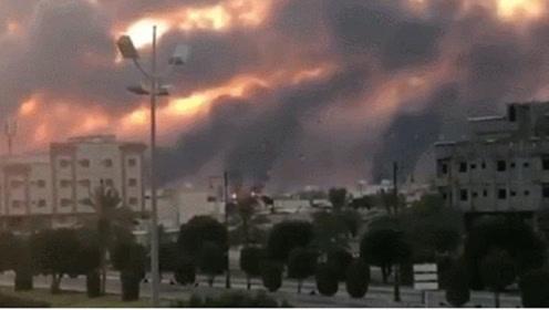 沙特全球最大石油设施遭空袭,伊朗是幕后黑手?