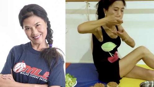 美华裔女大胃王去世,身材娇小食量惊人,世界排名第17名
