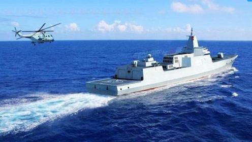 这才是真正对手,美国人为何惧怕055万吨舰,俄专家说出大实话