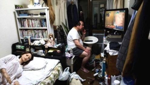 """日本人的""""变态""""行为,娶充气玩具当老婆,每天举动难启齿"""