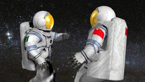 【动画】巴基斯坦将在中国帮助下送首位宇航员入太空