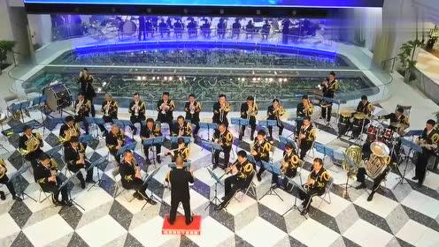东京消防厅乐队《你的名字》超燃主题曲《前前前世》