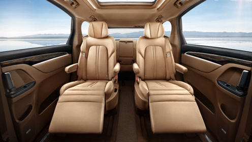 体验豪华MPV别克GL8ES,总结:买座椅送豪车