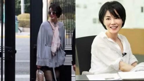 李亚鹏新女友换了发型,网友:这不是王菲吗