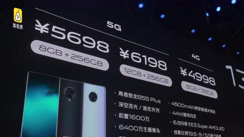 在现场:当真全面屏NEX 3遇上5G