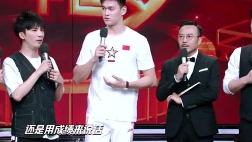孙杨节目开腔回应世锦赛风波:树立好自己的心态,用成绩回击他们