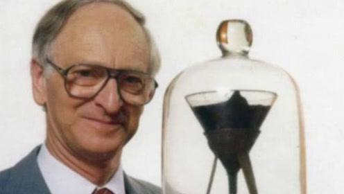 """""""滴沥青""""实验看起来简单,但是做了92年仍未结束,原因为何?"""